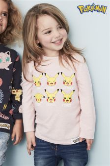 Pokemon T-Shirt (2-6yrs)