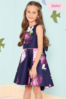 Baker by Ted Baker Blue Prom Dress