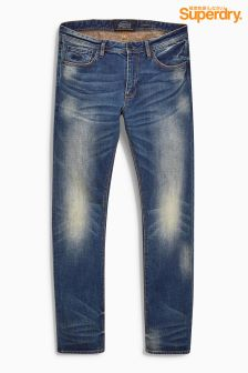 Superdry Mid Wash Slim Fit Jean