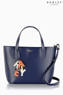 Radley® Navy De Beauvoir Multiway Bag