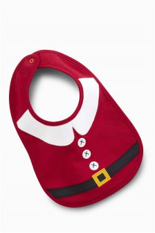 Mrs Claus Regular Bib