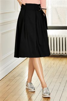 Womens Work Skirts | Black & Navy Work Skirts | Next UK