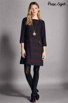 Phase Eight Black Sienna Tunic Dress