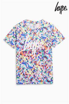 Hype Printed T-Shirt