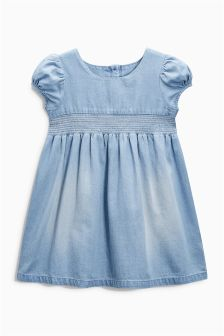 Shirred Dress (3mths-6yrs)