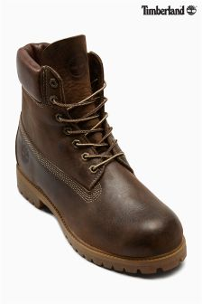 Timberland® Brown Icon 6 Inch Heritage Boot