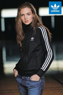 adidas Originals Black Firebird Track Top