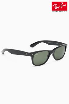 Ray-Ban® Black Slim Wayfarer Sunglasses