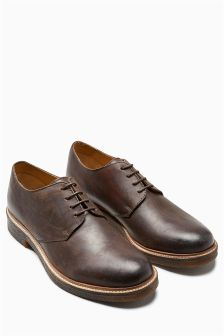 Heavy Sole Derby