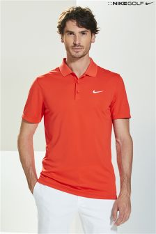 Nike Golf Red Victory Polo