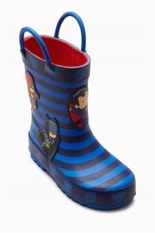 Scribblenauts Wellies (Younger Boys)