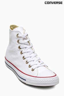 Converse White Chuck Taylor All Star Festival Hi Top