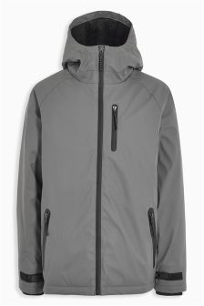Sporty Parka Jacket (3-16yrs)