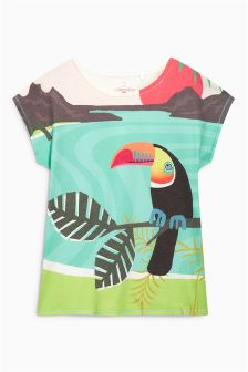 Toucan T-Shirt (3-16yrs)