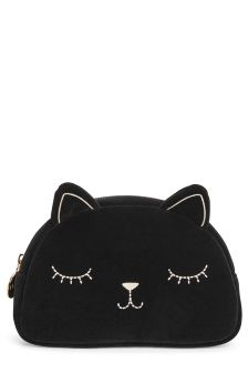 Cat Pouch Make Up Bag