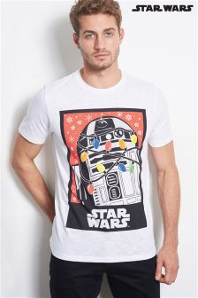 Star Wars™ R2D2 Christmas T-Shirt