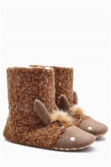 Horse Slipper Boots