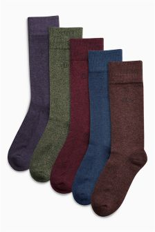Comfort Socks Five Pack