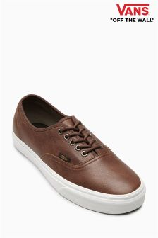 Vans Leather Authentic