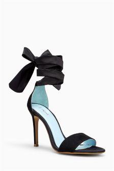 Wrap Glam Sandals