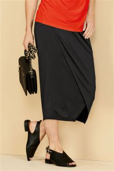 Maternity Wrap Skirt