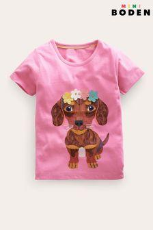 Print Prom Dress (3-14yrs)