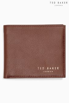 Ted Baker Tan Giftwho Wallet And Cardholder Gift Set
