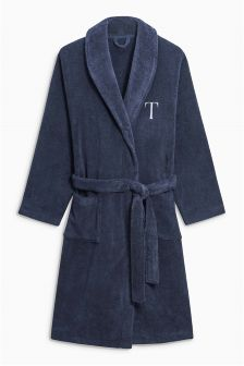 Signature Alphabet Robe
