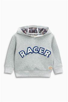 Racer Hoody (3mths-6yrs)