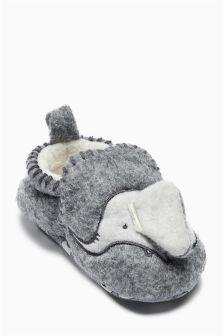 Elephant Pram Slip-Ons (Younger Boys)