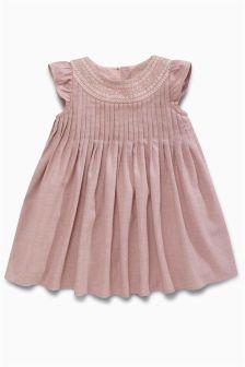 Pintuck Dress (3mths-6yrs)