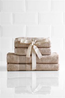 Studio 4 Piece Towel Bales