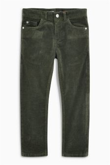 Skinny Cord Trousers (3-16yrs)