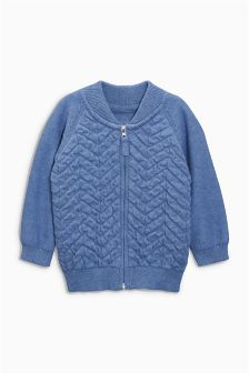 Quilted Bomber (3mths-6yrs)