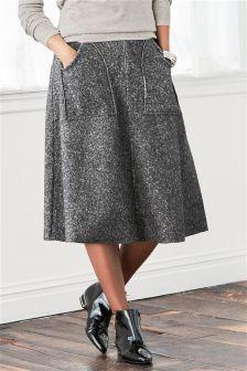Cosy Midi Skirt