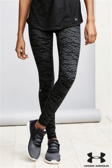 Under Armour Black Favourite Printed Tight