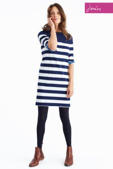 Joules Navy Mari Dress
