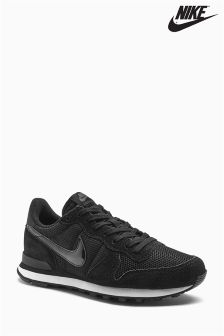 Nike Black Internationalist