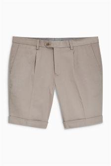 Cotton Suit: Shorts
