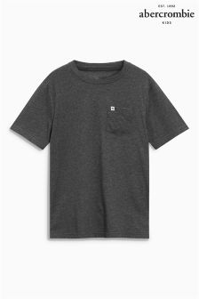 Abercrombie & Fitch Grey Classic T-Shirt