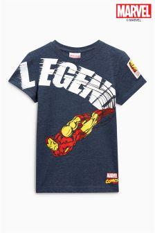 Iron Man T-Shirt (3-16yrs)