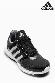 adidas Black/Silver Hyperfast