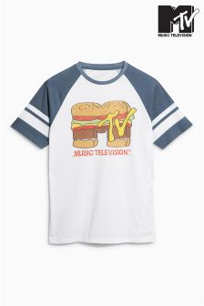 MTV Graphic Raglan T-Shirt