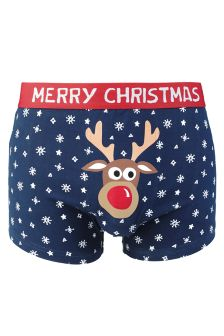 Novelty Rudolph Pants