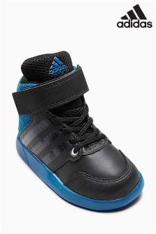adidas Black Jan BS Mid Trainer