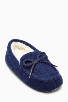 Moccasin Slippers (Older Boys)