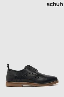 Whistles Rita Leather Skirt