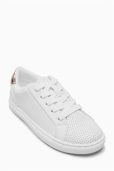 Perforated Trainers (Older Girls)