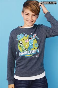 Minecraft Sweater (4-14yrs)