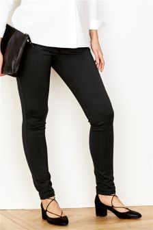 Maternity Ponte Skinny Trousers